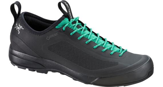 Arc'teryx W's Acrux SL GTX Approach Shoes Black/Patina